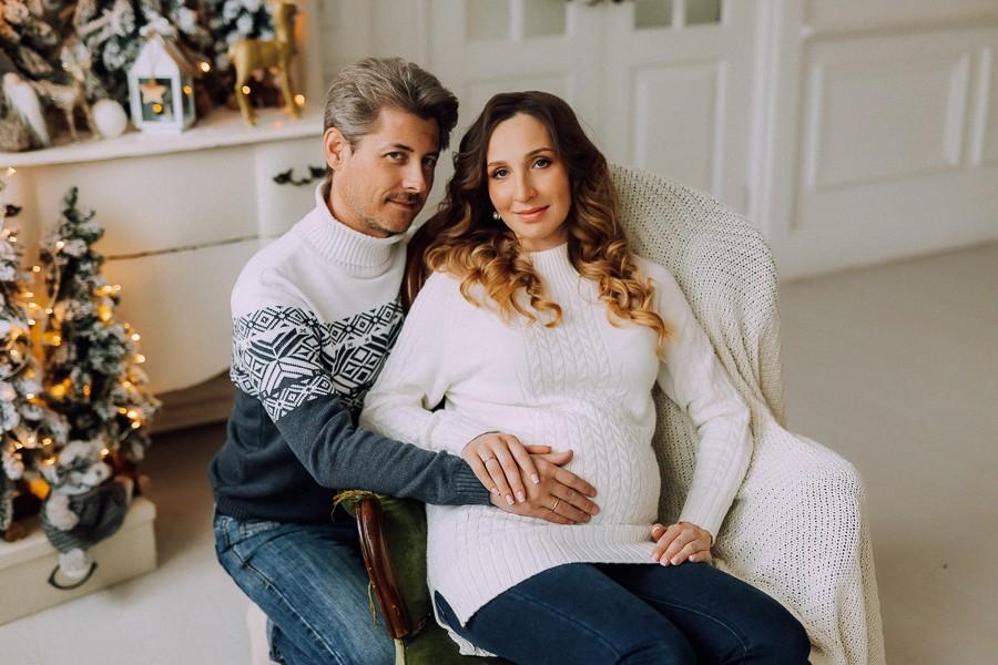 Саша и Наташа (съемка беременности)