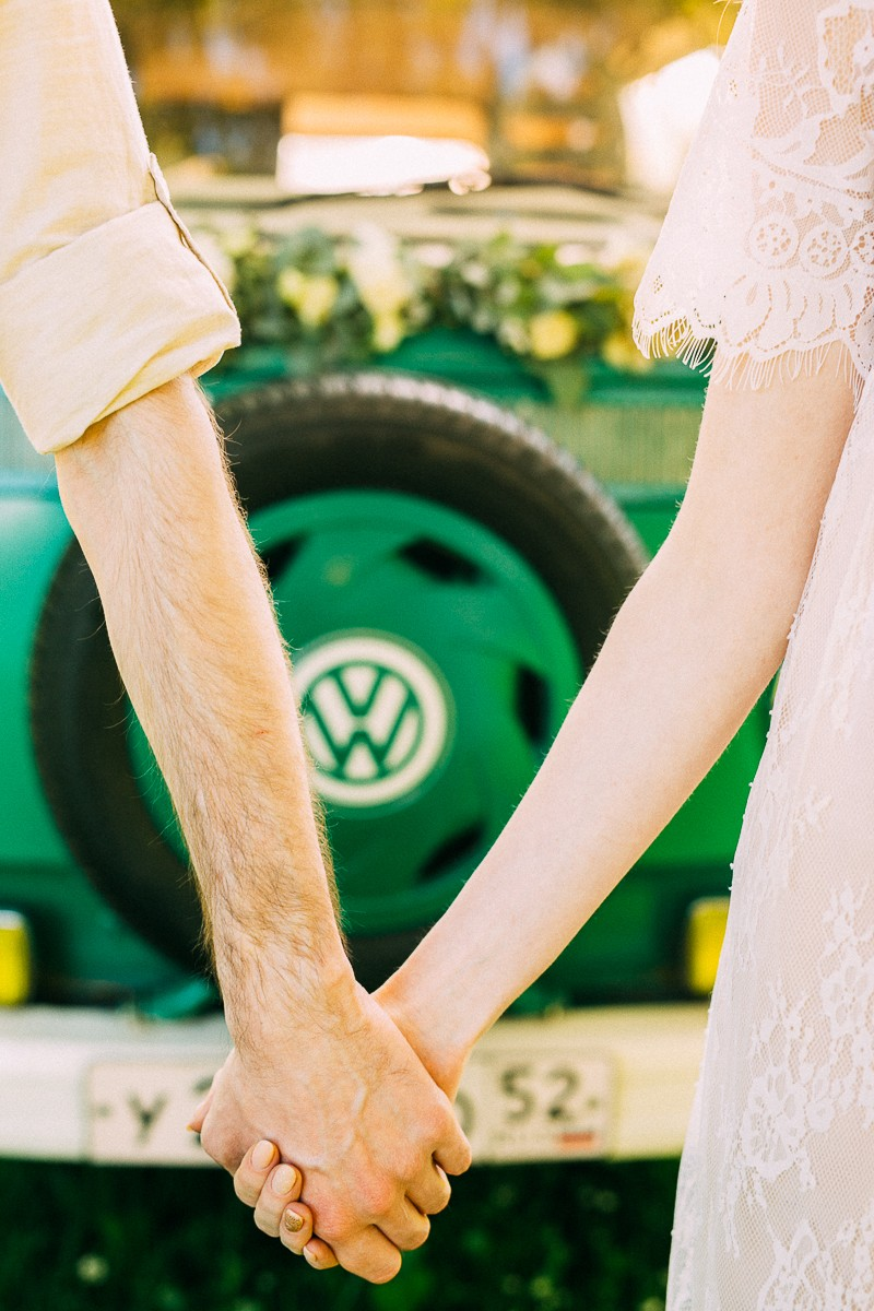 Volkswagen story