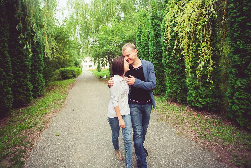 Дима и Катя