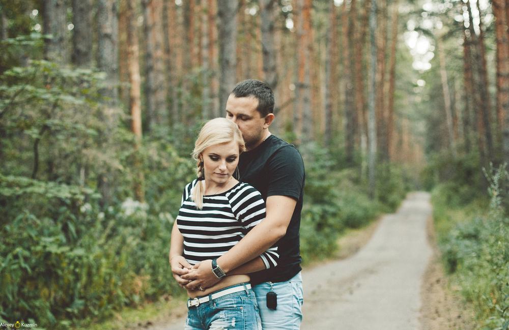 Настя и Олег