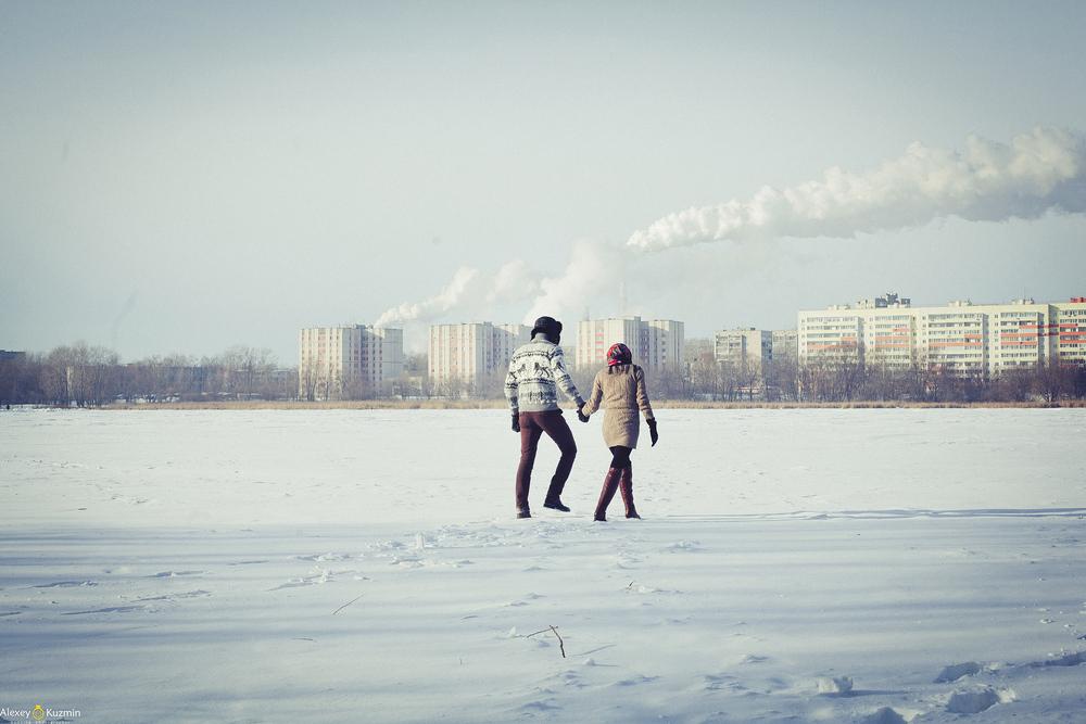 Аня и Денис
