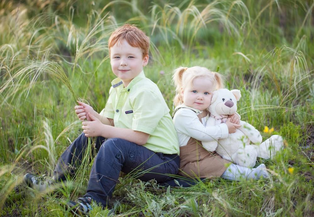 ПОРТФОЛИО - Дети - Детская и семейная фотосессия в Самаре.
