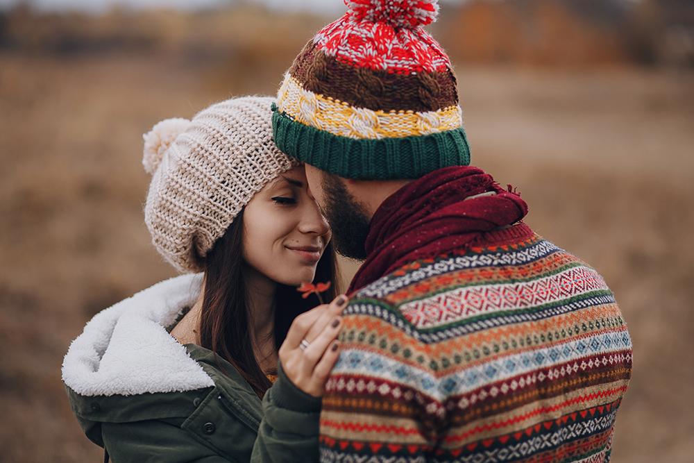 Sweet love-story Sasha & Margarita