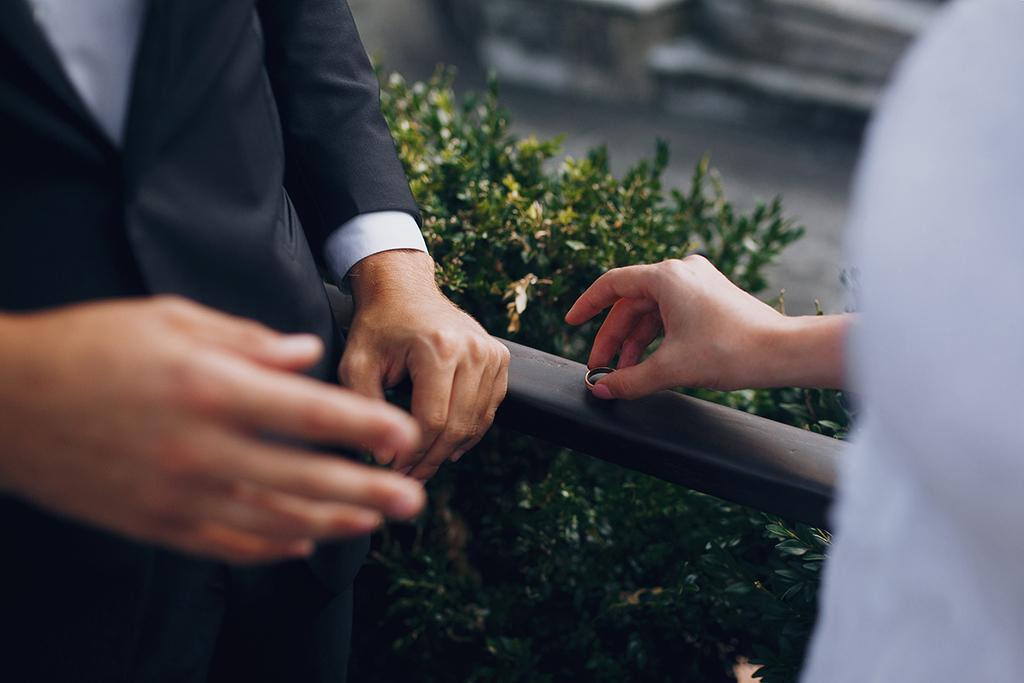 ITALY | Wedding story Nadya & Sasha