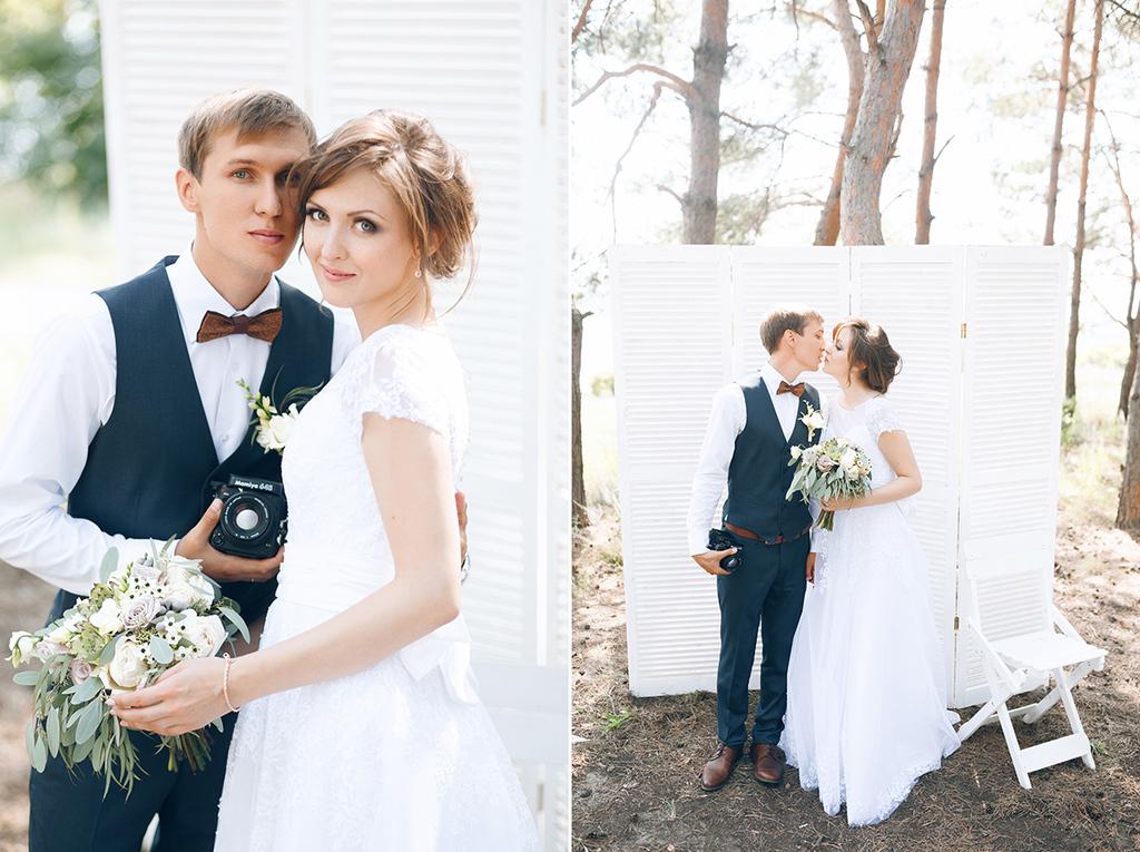 Sweet wedding day Yana & Evgeny