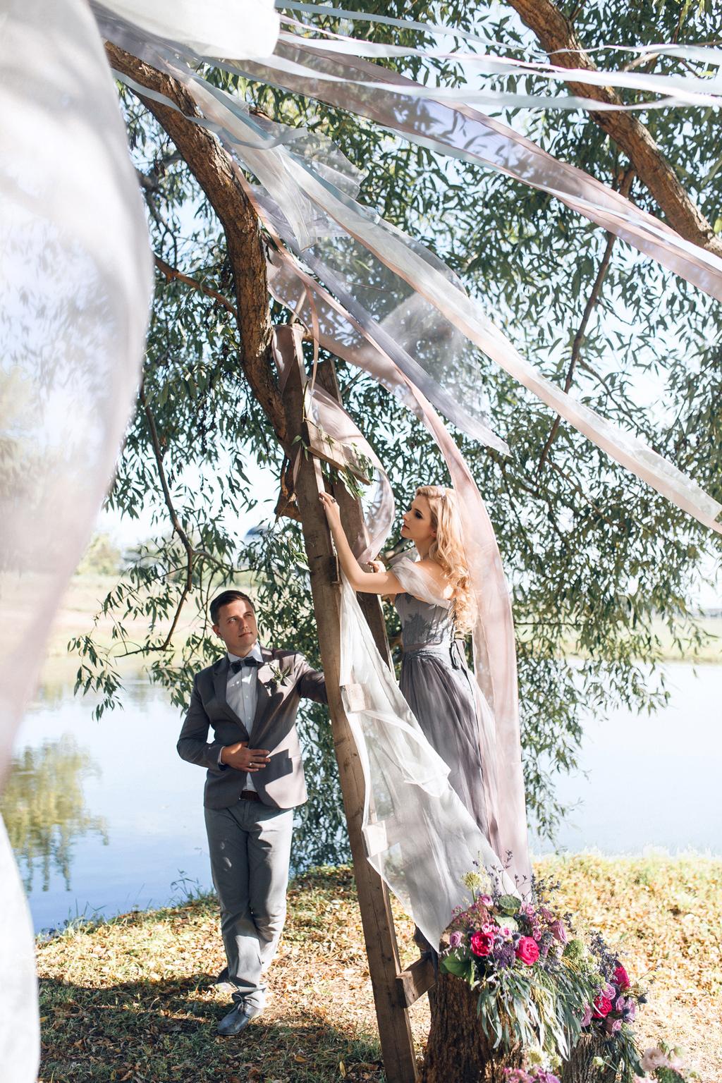 Sweet wedding day Nastya & Evgeny