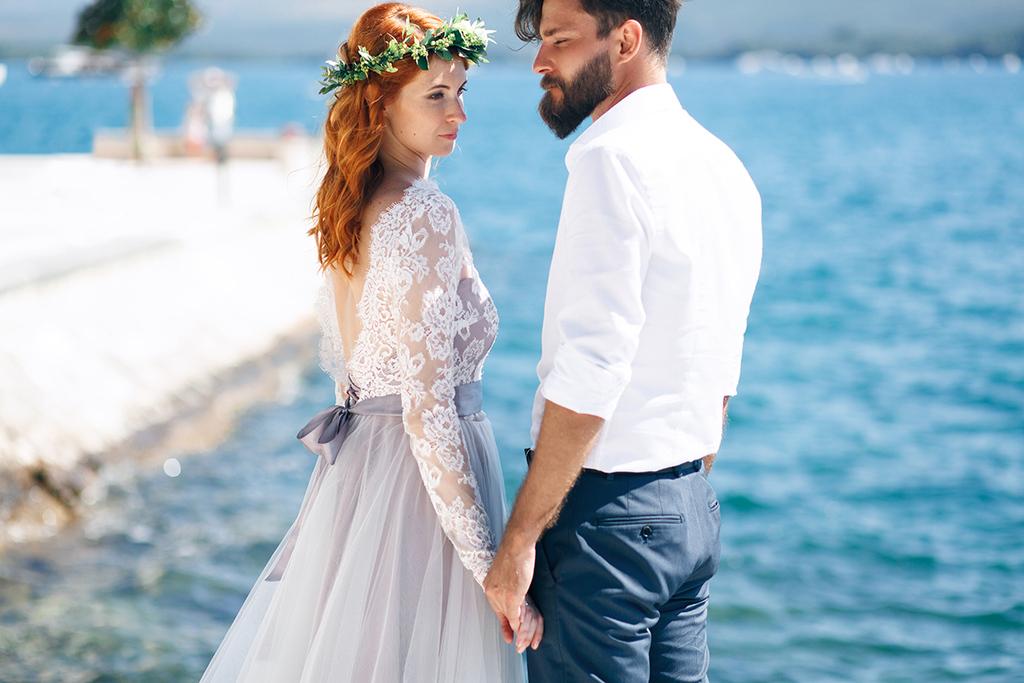 Montenegro | Wedding day Sasha & Valya