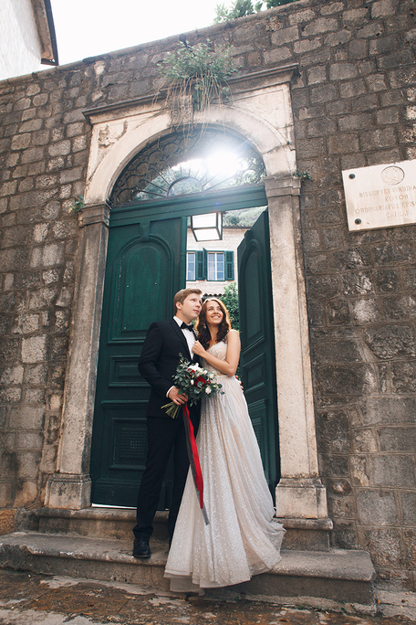 Montenegro | Wedding day Anya & Sasha