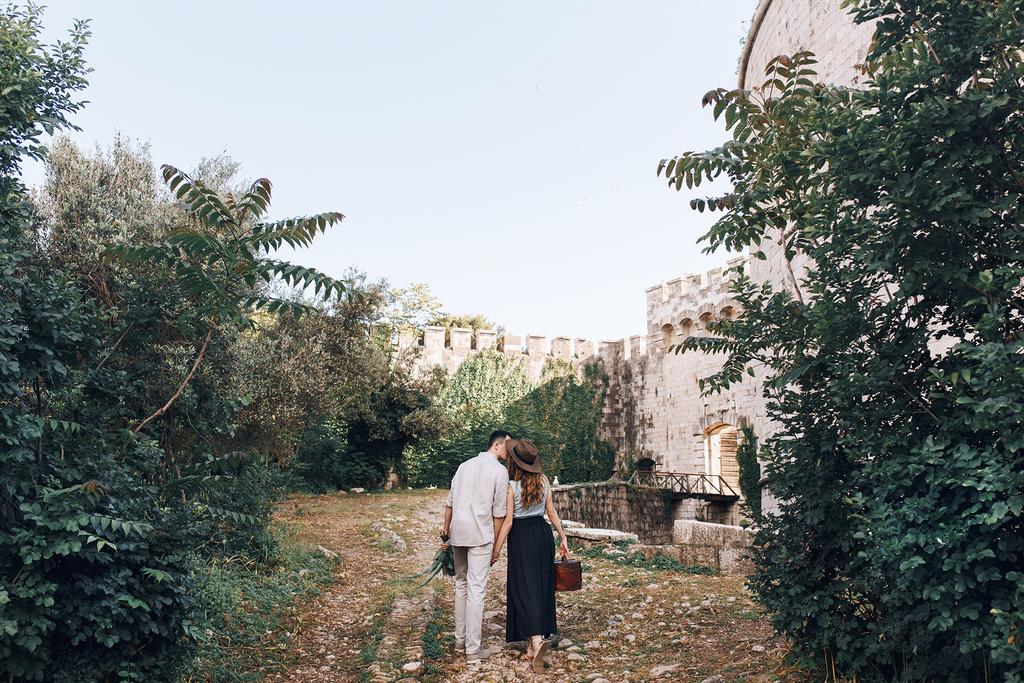 MONTENEGRO | love-story Polina & Dmitry