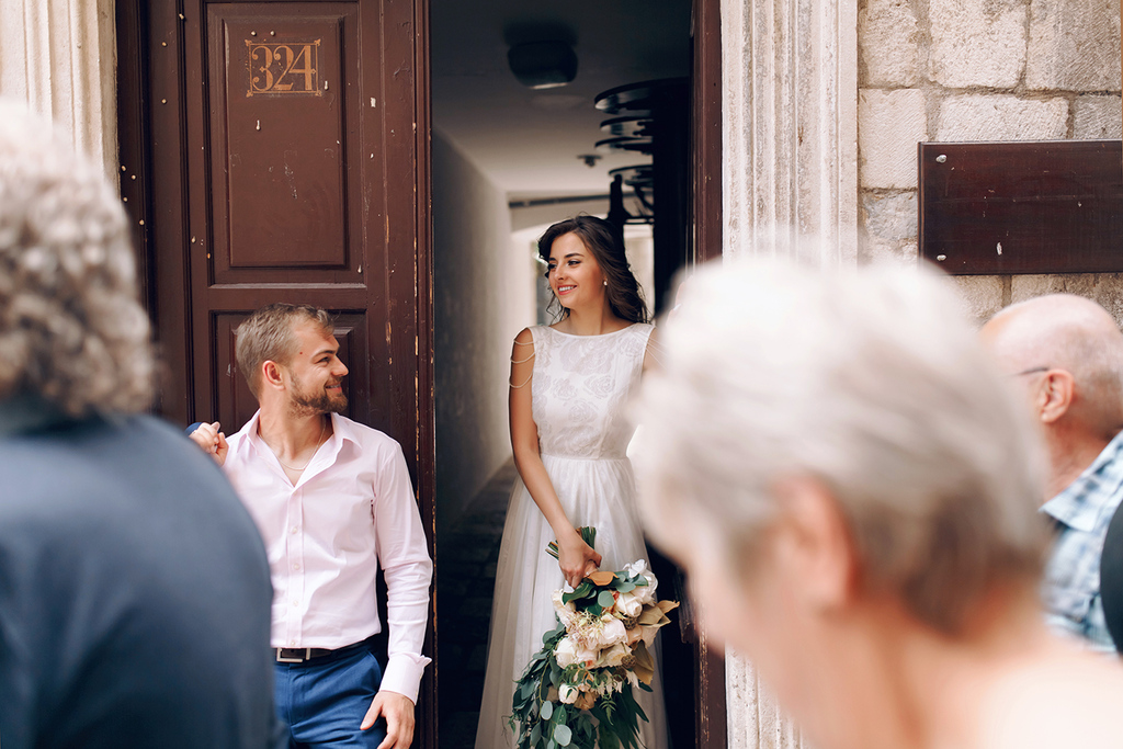 Montenegro | Wedding day Nastya & Sasha