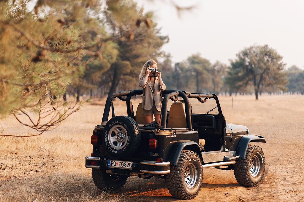 MONTENEGRO | Safari story Daniel & Olga