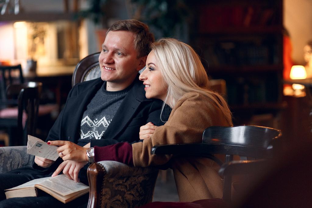 ST. PETERSBURG | love-story Alisa & John