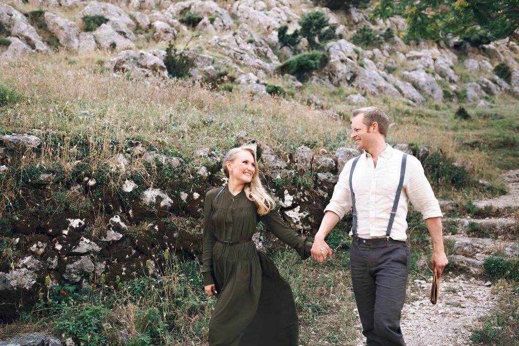 MONTENEGRO | Love story Anders & Natasha