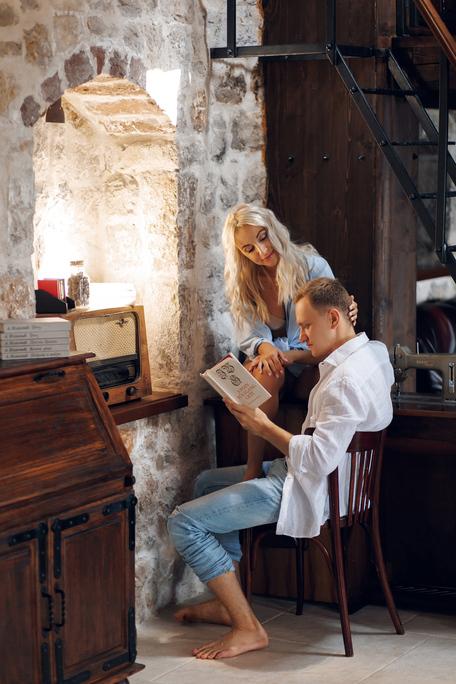 MONTENEGRO | love-story Alisa & John
