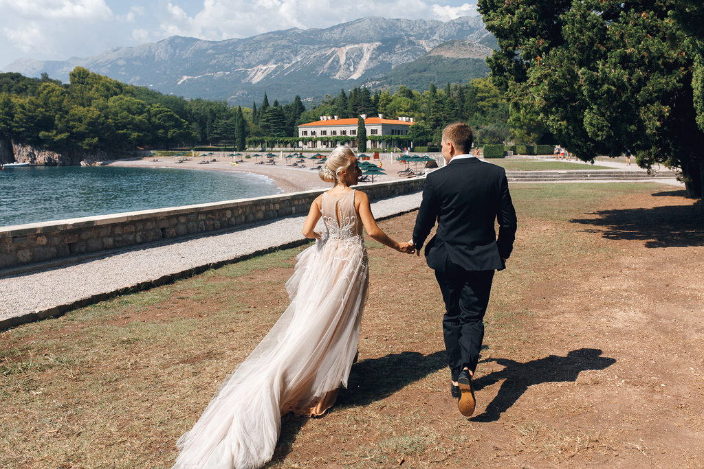 Montenegro | Wedding day Alice & John
