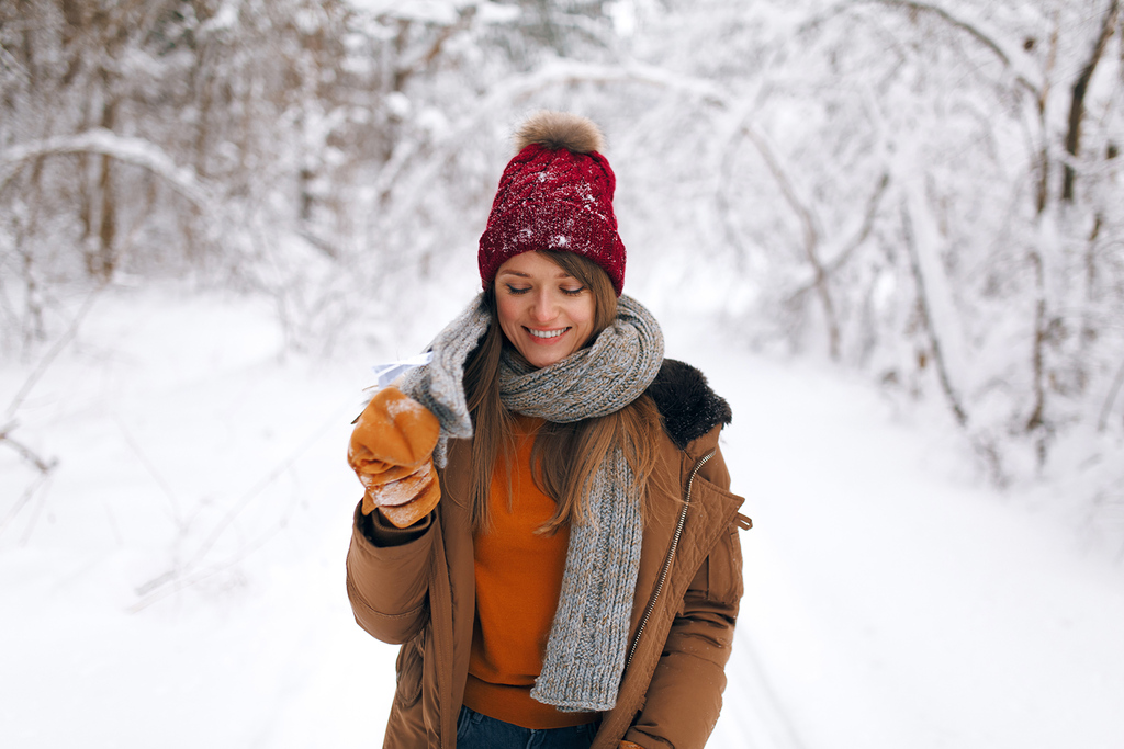 Snow story Nastya & Max   Moscow