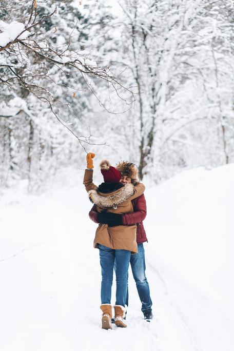 Snow story Nastya & Max | Moscow