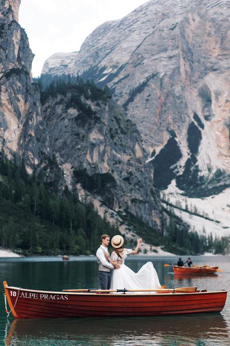 Wedday A&O Lago di Braies