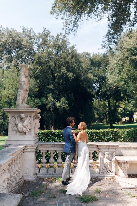 Rome | Wedday A&A