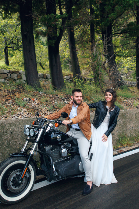 Wedding day A&V   Cotor Bay   Montenegro