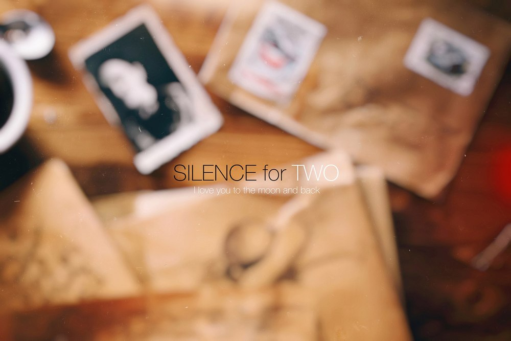 SILENCE FOR TWO