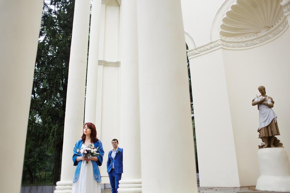 Портфолио - Свадебная прогулка Гали и Вани