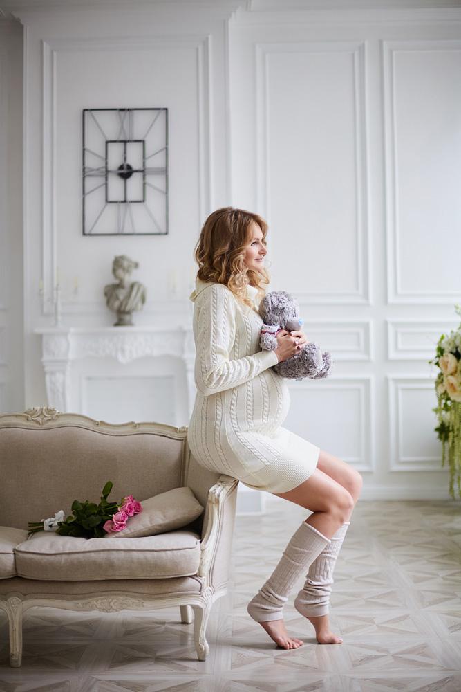 Портфолио - Съемка беременности для Ани и Олега
