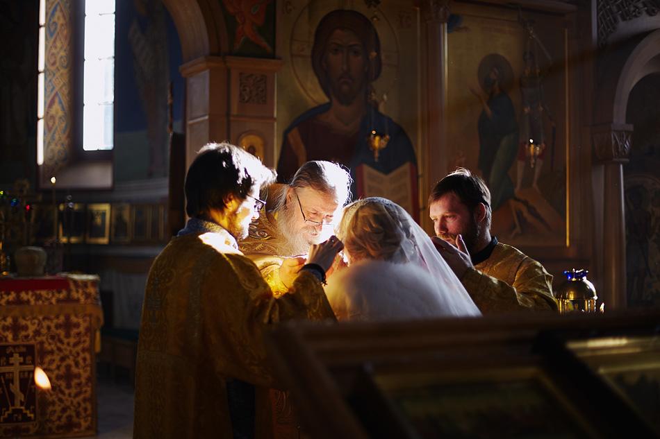 Портфолио - Венчание Ильи и Елены