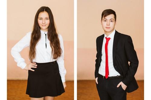 School №411 9А SPb/Peterhof