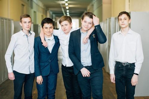 School №415 7A SPb/Peterhof