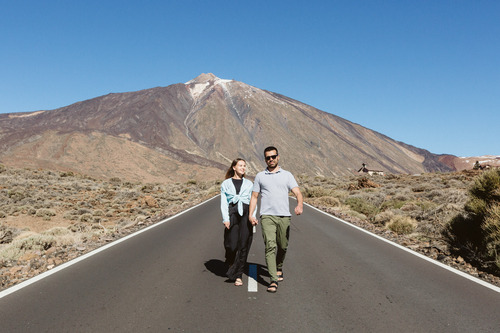 Viktoria Andrey Tenerife