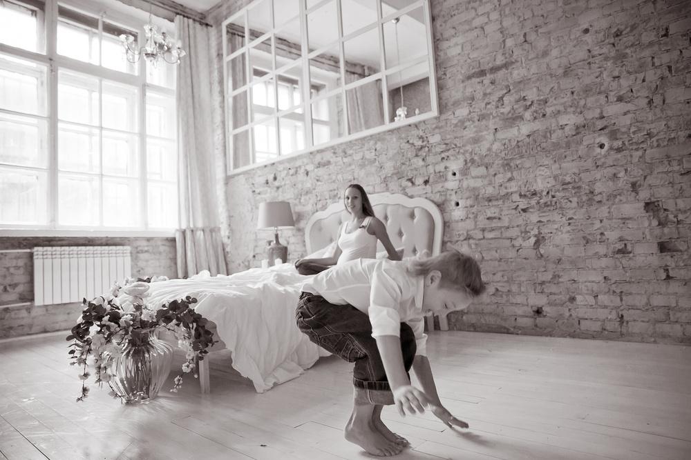 Ирина и Антон. В ожидании Ани