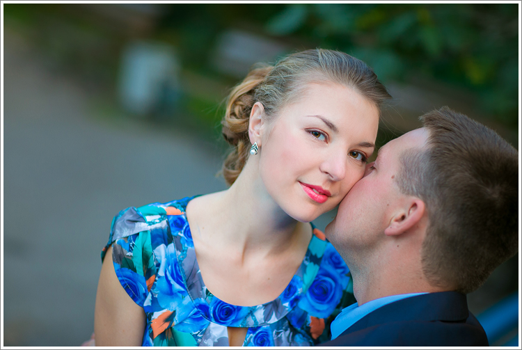 Юрий и Наташа. Love-story. Вологда