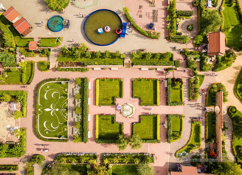 место фотосессия Красноярск сады мечты свадьба детская лучшее красивое
