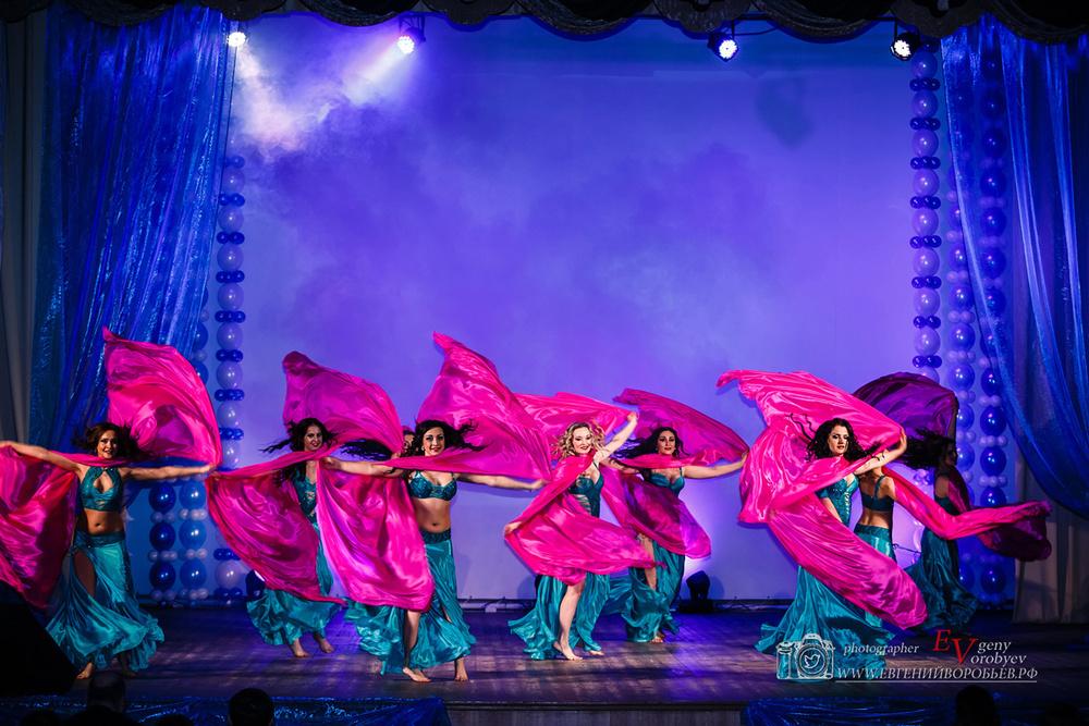 Репортаж с фестиваля восточного танца
