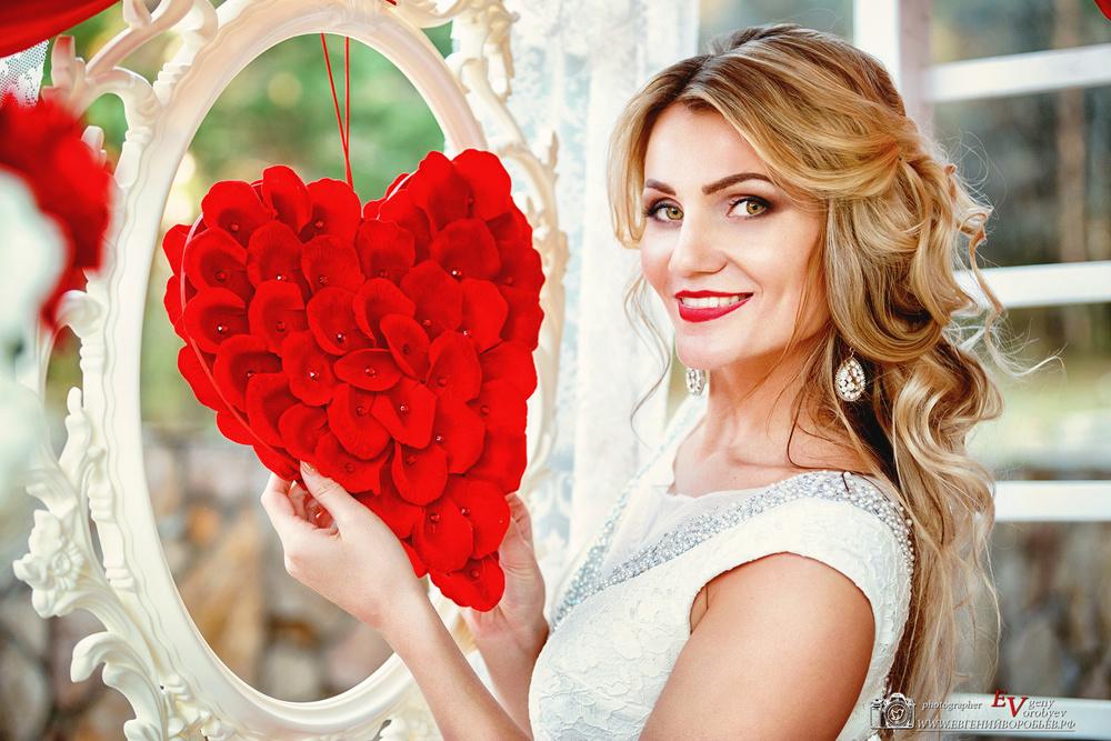 фотограф Красноярск невеста свадьба фото