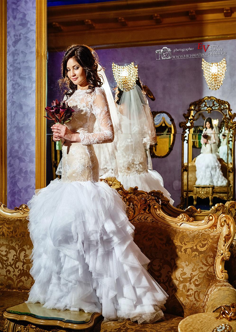 Свадебное фото фотограф в Красноярске фотосессия