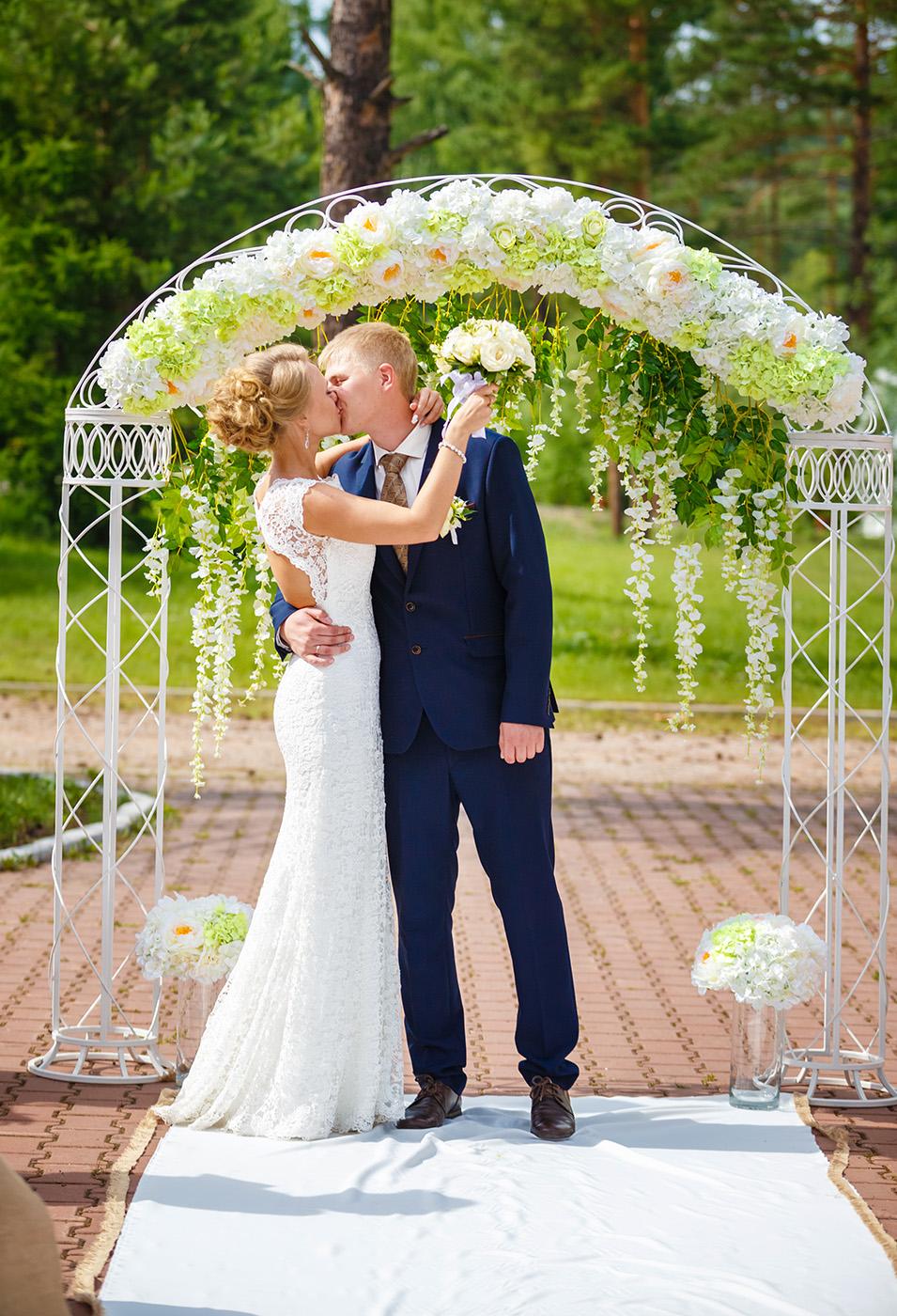 свадебная церемония Красноярск свадьба невеста место  фотограф