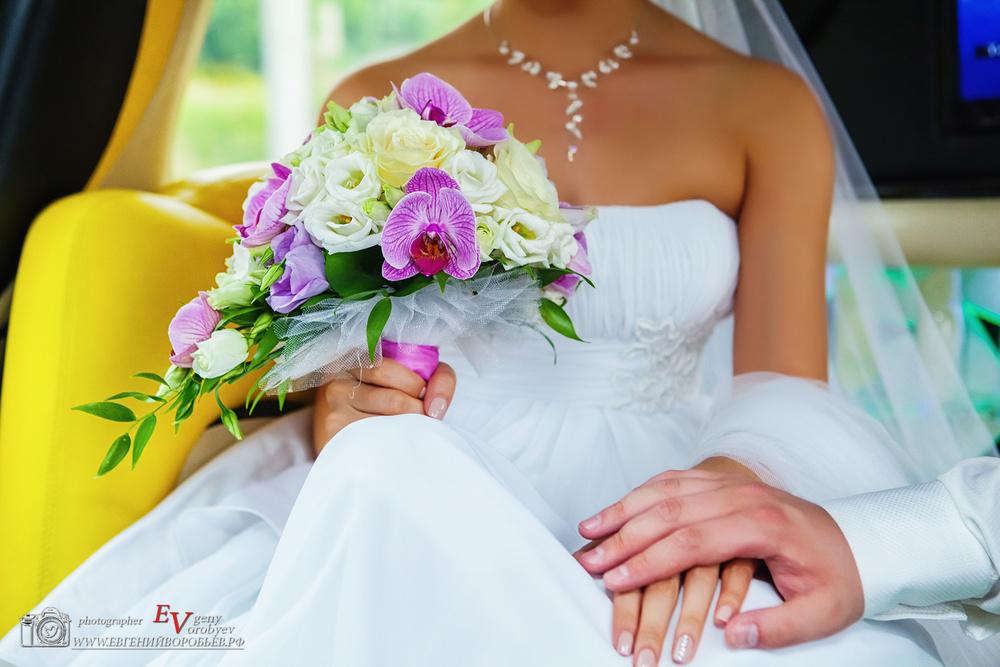 свадьба Красноярск фотограф букет невеста место идея сады мечты загс