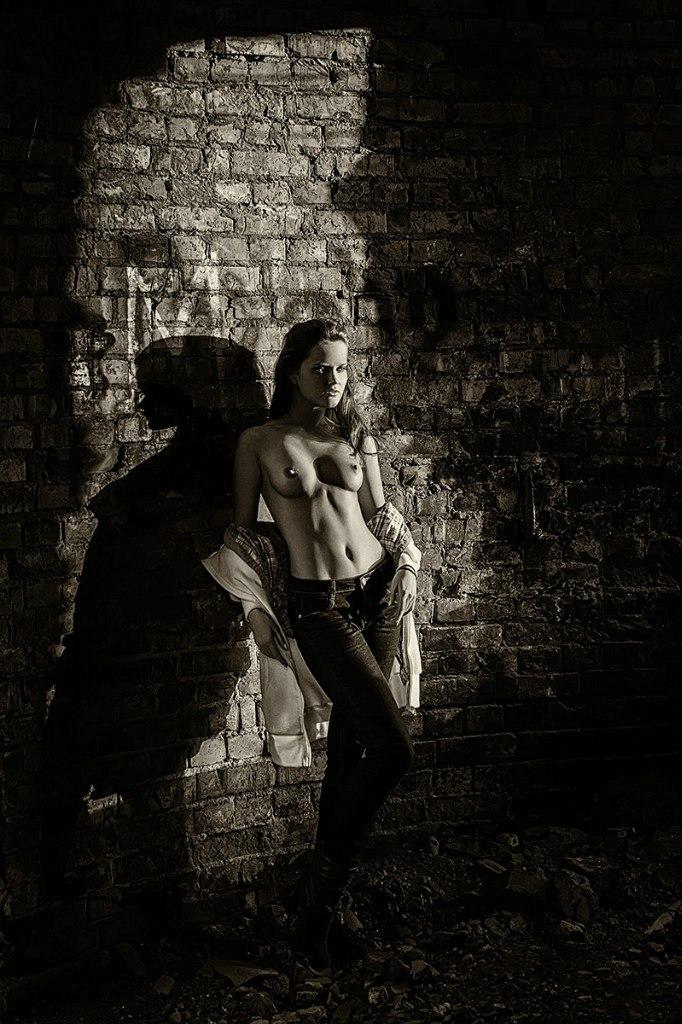 фото обнаженной девушки ню эротика голая грудь сексуальная красивая попа бельё образ Красноярск идея