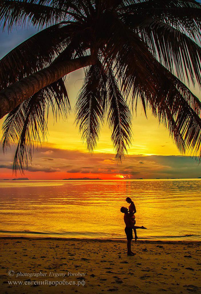 Фотосессия Love story на Пхукете в Тайланде