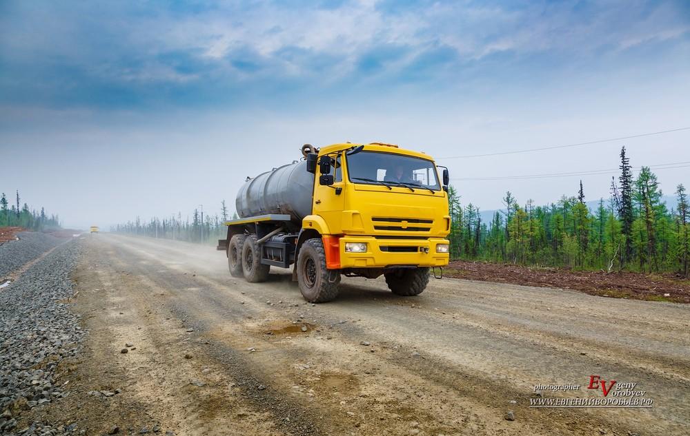 Камаз бензин топливо доставка Роснефть промышленная фотосъемка Красноярск перевозка