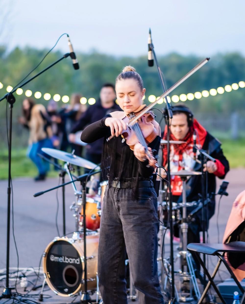 Концерт Группы Mel.band