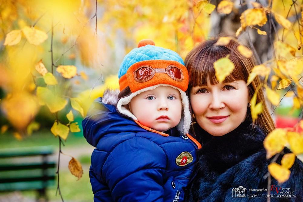 семейная детская фотосессия фотограф Красноярск красивые места идея природа