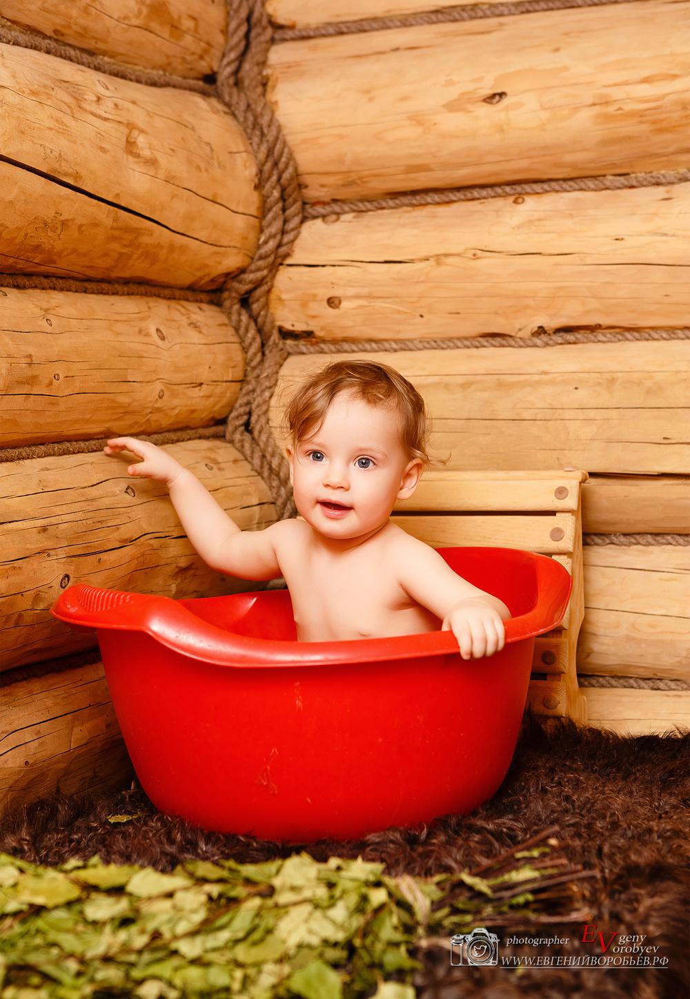 семейная детская фотосессия лучший фотограф Красноярск красиво не дорого выезд сауна ребенок