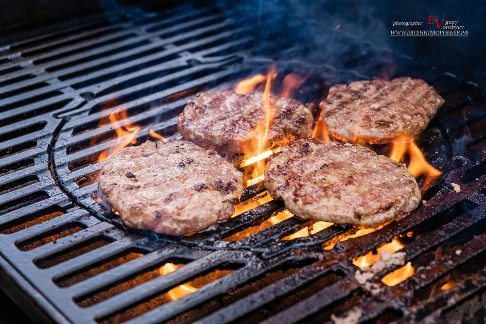 фотосъемка еды фуд Красноярск ресторан кафе меню мясо гриль блюдо барбекю