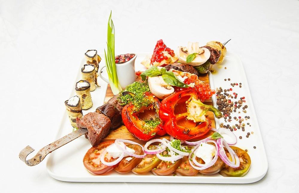 предметная фото съемка еды Красноярск фотограф меню ресторан кафе блюдо