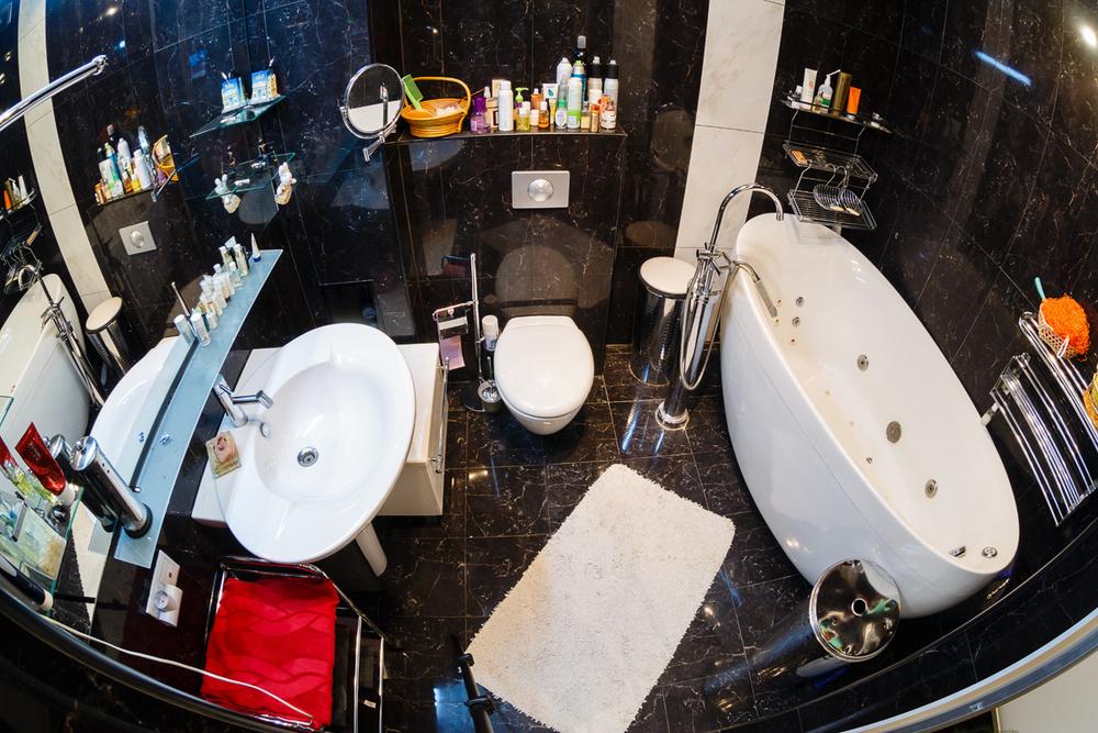 фотосъемка интерьеров фотограф Красноярск корпусная мягкая мебель ванна кафель квартира коттедж