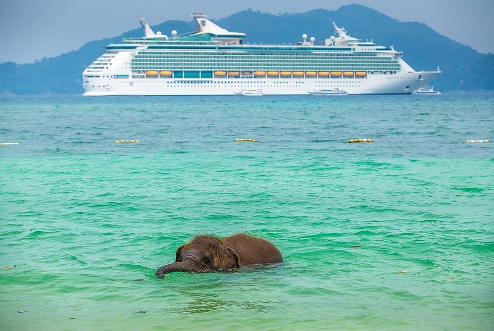 тайланд Пхукет море пляж  красивые места экскурсия трансфер