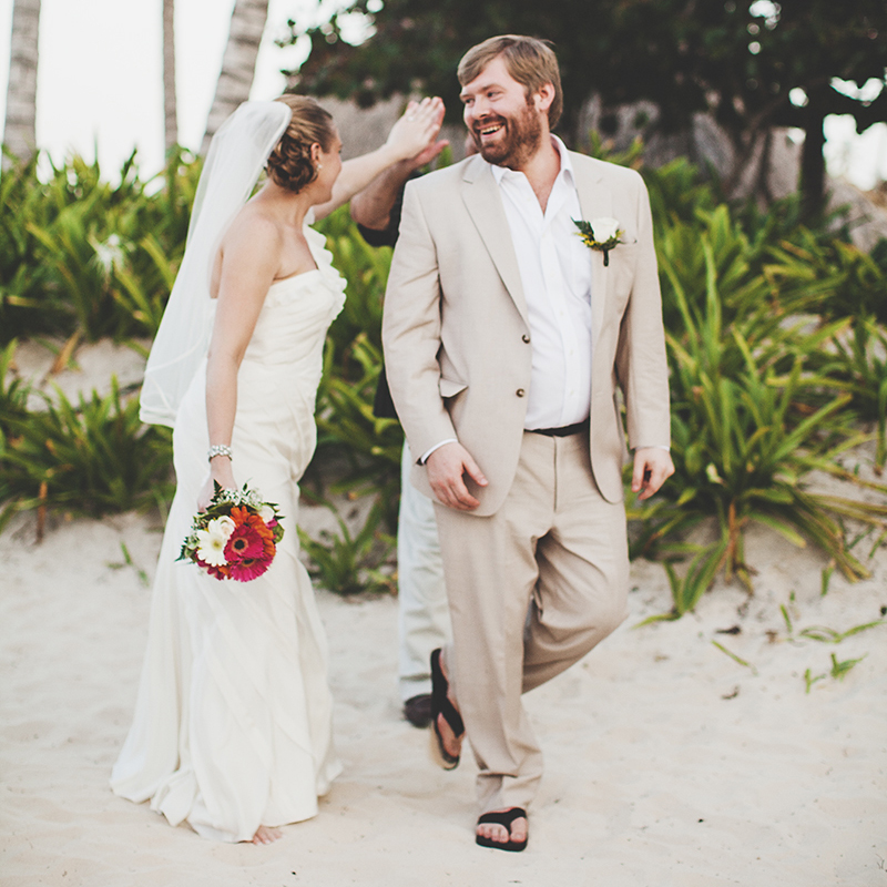 Beach Wedding in Dominicana